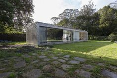 A Concrete House Designed by ARCO More in Portugal