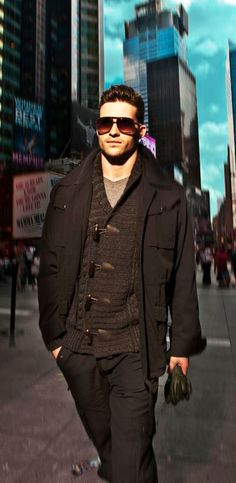 ♂ masculine and elegance men's fashion winter apparel
