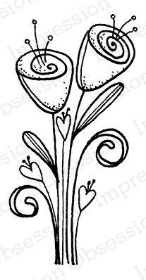 Doodle Drawings, Doodle Art, Easy Drawings, Flower Doodles, Doodle Flowers, Watercolor Cards, Machine Quilting, Rose Buds, Rock Art