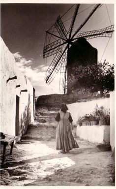 El molí d'Eivissa