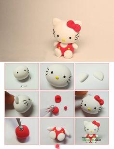 Hello Kitty Dough