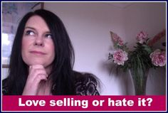 Hate the thought of selling but like the idea of making sales? Want to know why & how you can get over it? Read my latest blog & please SHARE it.