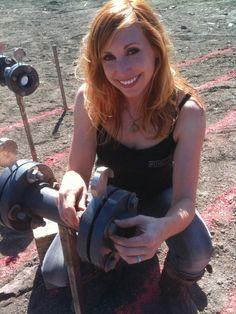 Kari Byton- Host of Myth Busters