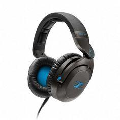 AURICULARES SENNHEISER HD 7 DJ. Estereofónico cerrado, plegable, clavija jack 6,3 mm.  #auriculares #Sennheiser