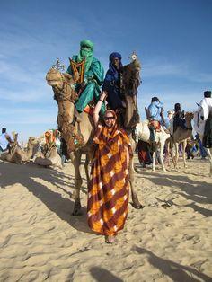 The Desert Music Festival in Timbuktu, Mali, West Africa