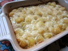 Gnocchi Mac & Cheese | Plain Chicken