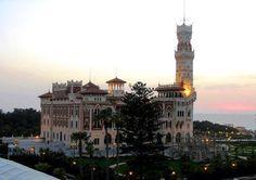 Montzah palace ...Alexandria .. Egypt ❤️