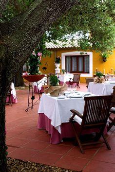 Terraza del Hotel Rural Sant Ignasi | Menorca Menú