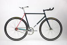 Ciclobook: Donhou Bicycles CMYK Track