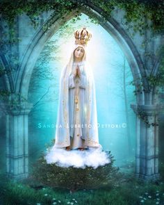 Virgin Mary print, Our Lady of Fatima,Catholic art, or religious print, wall decor a perfect religious gift idea. Catholic Gifts, Catholic Art, Religious Gifts, Religious Art, Old Time Religion, Catholic Pictures, Lady Of Fatima, Queen Of Heaven, Holy Mary