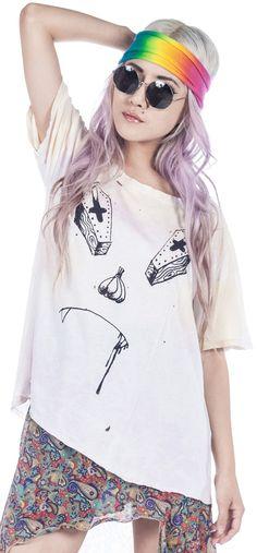 unif coffin shirt