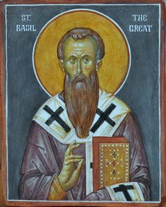 Saint Gregory of Sinai Monastery is an Eastern Orthodox men's community. The Monastery Icon Workshop specializes in egg tempera panel icons, fresco painting, and mosaics. Byzantine Icons, Byzantine Art, Monastery Icons, Saint Gregory, Small Icons, St Basil's, Orthodox Icons, Religious Art, Mosaic