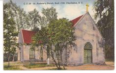 St. Andrew's Parish, Charleston South Carolina