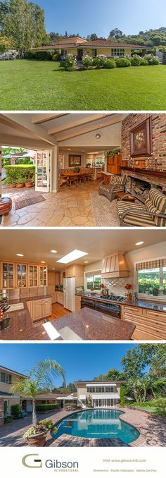 Extremely private lower Mandeville Canyon home. Plenty of space to expand or remodel on a 17,000 sq. ft. lot. Contact agent Steve Durbin for a tour.