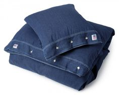 2 395 DKK Lexington American Original Jeans - Lexington Company $418.46398 Genuine soft denim bedding with classic denim stitching and Lexington denim button closure. Duvet Cover and Pillowcase sold separately.