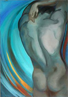 Olga Akkel nude torso