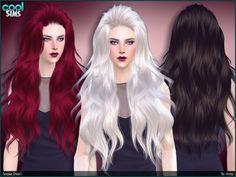 Mod The Sims - ~*Eclipse [FFXIV Eastern Buns] Hair*~ Sims 4