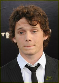 Anton Yelchin.. I like this picture for some unknown reason.