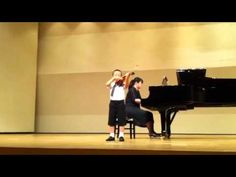 Prelude and allegro Kreisler—See more of this young violinist #from_akaisuiseigou