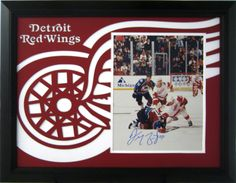 Detroit Red Wings Fight Night