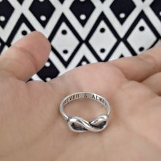 Show that you love your Wife Forever and Always with this infinity ring. #wifeappreciationday