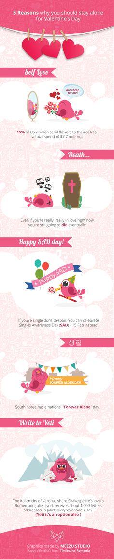 Animated version:  www.andymanea.com/valentines/valentines.htm  Valentine's Day Infographic