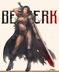 - BERSERK - Guts