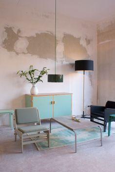 Furniture and lamps by Floris Hovers - BijzonderMOOI* - Dutch design
