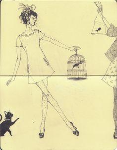 Deanna Staffo sketchbook | Flickr - Photo Sharing!