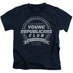 Family Ties: Young Republicans Club Juvy T-Shirt