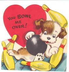 Old Fashioned Valentine Cards For Children. In Vintage Vintage Valentines 1950s To 1960s DieCut Cards