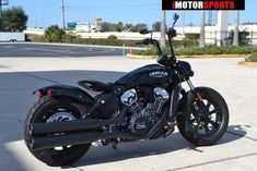 Indian Scout® Bobber Thunder Black -- | $12799 eBay