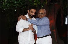 On the occasion of the first birth anniversary of legendary director K Balachandar, his favorite disciple Kamal Haasan will be launching the K Balachander Trust today. All the to brass of the Tamil film industry will be a part of a wide