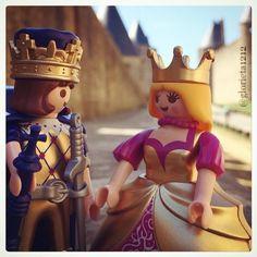 Playmobil royalty
