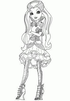 146 En Iyi Prenses Boyama Sayfaları Princess Coloring Pages