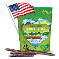 Healthy  Natural Dog Treats Jerky for Small Medium  Large Pets Food That Helps Overweight  Obese Canines Training is Easy and Safe Made in the USA ** To view further for this item, visit the image link.