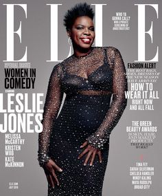 Congrats goes out to comedian Leslie Jones! Im not that familiar with her because Im fast asleep when SNL comes on but I hear she  Read/See More...