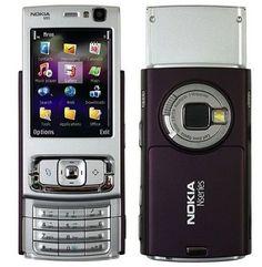 2008 - Nokia N95 (second work phone)