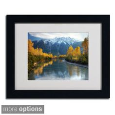 Shop for Pierre Leclerc 'Autumn River' Framed Matted Art. Get free delivery at Overstock.com - Your Online Art Gallery Store! Get 5% in rewards with Club O!