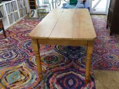 Old Pine table | Antiques | Gumtree Australia Capel Area - Gelorup | 1178436008