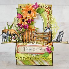 Blog - Debuting the Home on the Farm Collection Leaf Images, Flower Images, Birthday Sentiments, Vellum Paper, Card Making Tutorials, Heartfelt Creations, Flower Shape, Greeting Cards Handmade