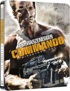 Commando [Vídeo (DVD)] / dirigida por Richard Lester. Distribuida por Twentieth Century Fox Home Entertainment, D.L. 2007