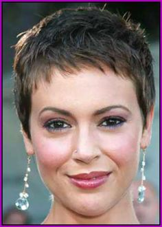 Pixie Hairstyles For Woman