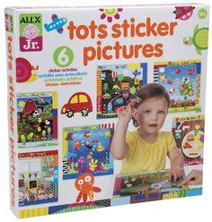 ALEX® Toys - Alex Jr. Tots Sticker Pictures  -  Art Supplies 1858 Alex Toys http://www.amazon.com/dp/B00B4FDGLU/ref=cm_sw_r_pi_dp_AYRaub1S4BQY6