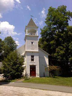 I love old church buildings.