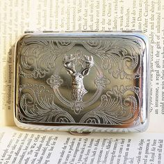 Cigarette Case- use for something else though since I don't smoke
