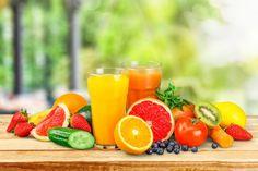 Saftdiät mit gesunden Säften für 3 Tage