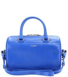Mini-bowlingbag Duffle 3 Aus Leder - Luxus and Diamonds