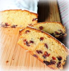 Cranberry and Orange Marmalade Tea Cakefrom The English Kitchen