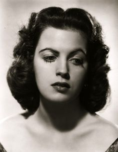 Faith Domergue -- Birthday Remembrance -- June 16